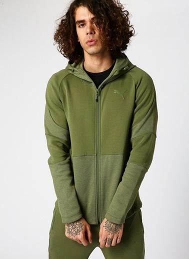 Puma Sweatshirt Yeşil